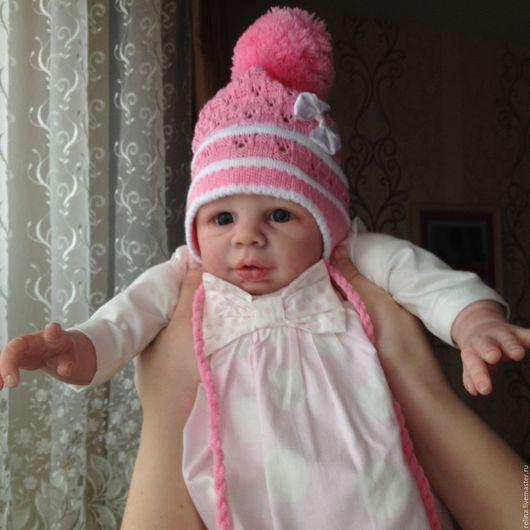 Куклы-младенцы и reborn ручной работы. Ярмарка Мастеров - ручная работа. Купить Кукла реборн Кира. Handmade. Бежевый