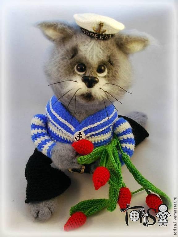 Cat Morecat, Stuffed Toys, Moscow,  Фото №1