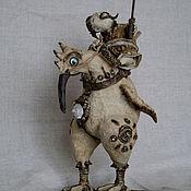 Куклы и игрушки ручной работы. Ярмарка Мастеров - ручная работа Два самурая. Handmade.