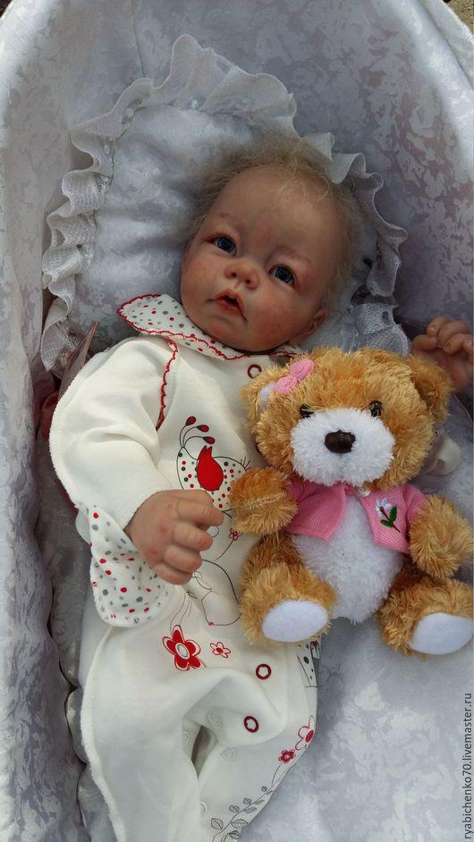Куклы-младенцы и reborn ручной работы. Ярмарка Мастеров - ручная работа. Купить Малышка Вероничка. Handmade. Кукла реборн