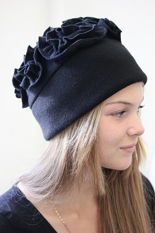 Сшить женскую шапку своими 482