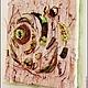 Панно флористическое Весна.Березы.Русь, Композиции, Иркутск,  Фото №1