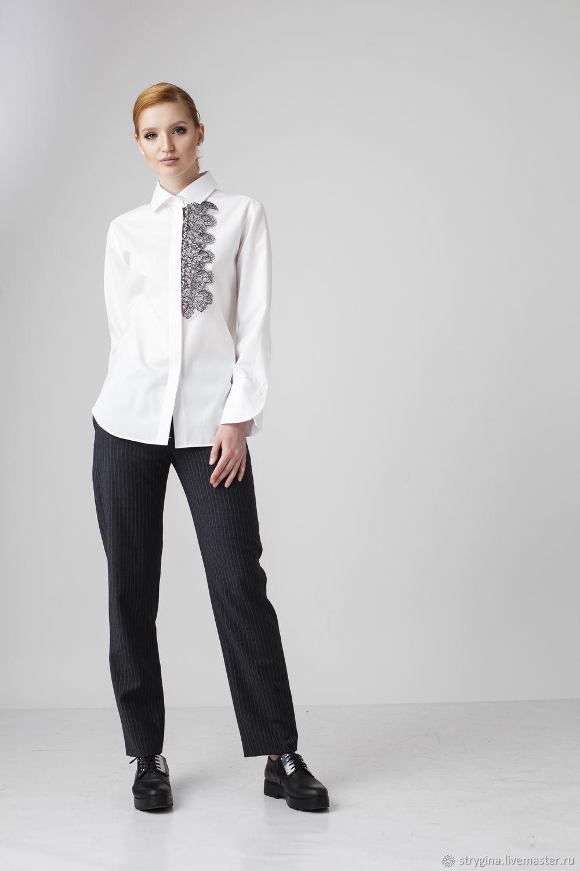 -15% при покупке двух любых моделей Рубашка ACCENTO LACE, Блузки, Алматы, Фото №1