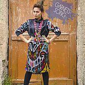 Одежда ручной работы. Ярмарка Мастеров - ручная работа Платье рубаха 2. Handmade.