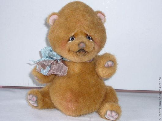 Мишки Тедди ручной работы. Ярмарка Мастеров - ручная работа. Купить Жан (18 см). Handmade. Коричневый, малыш