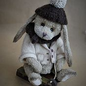 Куклы и игрушки ручной работы. Ярмарка Мастеров - ручная работа Кролик Марик. Handmade.