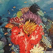 Картины и панно ручной работы. Ярмарка Мастеров - ручная работа Удивительный мир. Handmade.