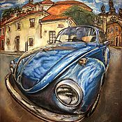 Картины и панно ручной работы. Ярмарка Мастеров - ручная работа Картина пастелью. Handmade.