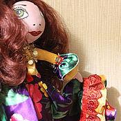 Куклы и игрушки ручной работы. Ярмарка Мастеров - ручная работа ЦЫГАНКА. Handmade.