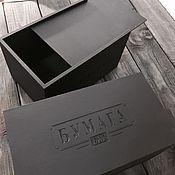 Канцелярские товары ручной работы. Ярмарка Мастеров - ручная работа Деревянная коробка для расчёта  (счётчица с задвижной крышкой). Handmade.
