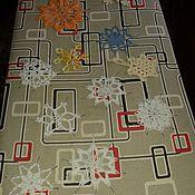 Подарки к праздникам ручной работы. Ярмарка Мастеров - ручная работа снежинки. Handmade.