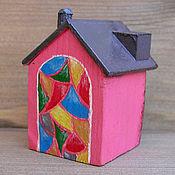 Для дома и интерьера handmade. Livemaster - original item Interior cabin handmade wood,