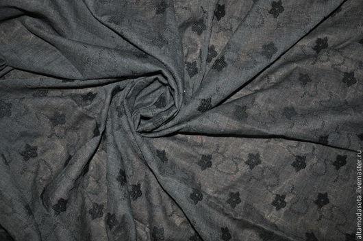 """Шитье ручной работы. Ярмарка Мастеров - ручная работа. Купить Тонкая шерсть с вышивкой """"Mariella Burani"""". Handmade. Ткани для рукоделия"""