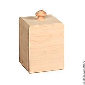 Материалы для творчества handmade. Livemaster - original item Sp121213 box box for bulk 12 12 13 blank for painting. Handmade.