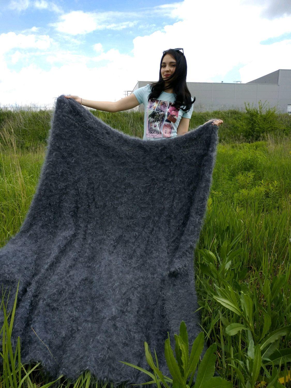 Downy plaid ' Royal', Blankets, Voronezh,  Фото №1