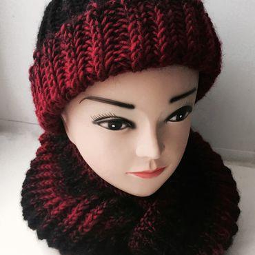 Аксессуары handmade. Livemaster - original item Scarf and scarf