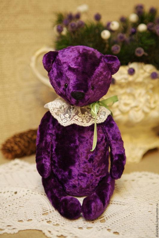 Мишки Тедди ручной работы. Ярмарка Мастеров - ручная работа. Купить Флокс. Handmade. Купить подарок, интерьерная игрушка