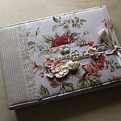 Подарки к праздникам handmade. Livemaster - original item Wedding album A4. Handmade.