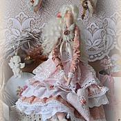 Куклы и игрушки ручной работы. Ярмарка Мастеров - ручная работа Тильда Элисон.. Handmade.