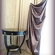 Для дома и интерьера ручной работы. Ярмарка Мастеров - ручная работа Шторы в гостиную Элегантность. Handmade.