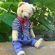 Куклы и игрушки ручной работы. Ярмарка Мастеров - ручная работа Чак, Медведь Тедди. Handmade.