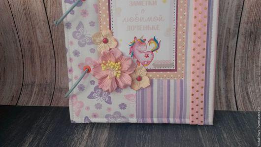 Подарки для новорожденных, ручной работы. Ярмарка Мастеров - ручная работа. Купить Бэбибук для девочки. Handmade. Фиолетовый, бебибук, Скрапбумага