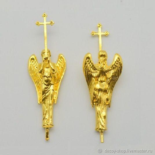 Decorative figurine `Archangel` Size: 27h65 mm. 140 RUB.