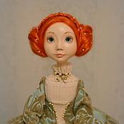 Куклы и игрушки ручной работы. Ярмарка Мастеров - ручная работа Стрекоза (будуарная куколка). Handmade.