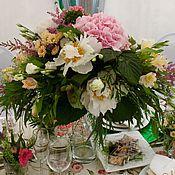 Свадебный салон ручной работы. Ярмарка Мастеров - ручная работа Свадебная флористика. Handmade.