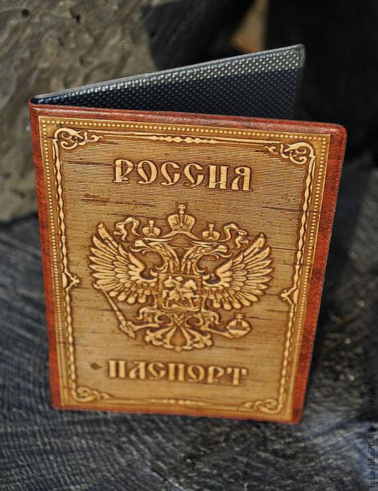 Обложки ручной работы. Ярмарка Мастеров - ручная работа. Купить Обложка для паспорта из бересты. Handmade. Обложка на паспорт, обложка на загранпаспорт