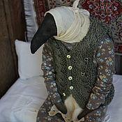 Куклы и игрушки handmade. Livemaster - original item Baba Darya. Handmade.