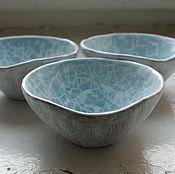 Посуда ручной работы. Ярмарка Мастеров - ручная работа Сияние вечного льда. Handmade.