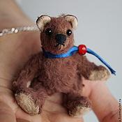 Куклы и игрушки ручной работы. Ярмарка Мастеров - ручная работа Теодор 7,5 см. Handmade.