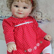 Куклы Reborn ручной работы. Ярмарка Мастеров - ручная работа Куклы Reborn: Мэдди от Бонни Браун. Handmade.