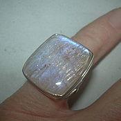 Украшения handmade. Livemaster - original item Elegant MOONSTONE ring, 925 silver.. Handmade.