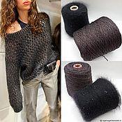Материалы для творчества handmade. Livemaster - original item Yarn: CUCCINELLI JUMPER SET. Handmade.