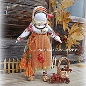 """Куклы и игрушки ручной работы. Ярмарка Мастеров - ручная работа """"Рябинка"""". Handmade."""