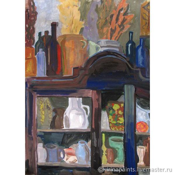 Бабушкин шкаф, Картины, Москва,  Фото №1