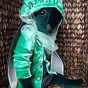 """Куклы и игрушки ручной работы. Ярмарка Мастеров - ручная работа Зайка """"Мятная Джулия"""". Handmade."""