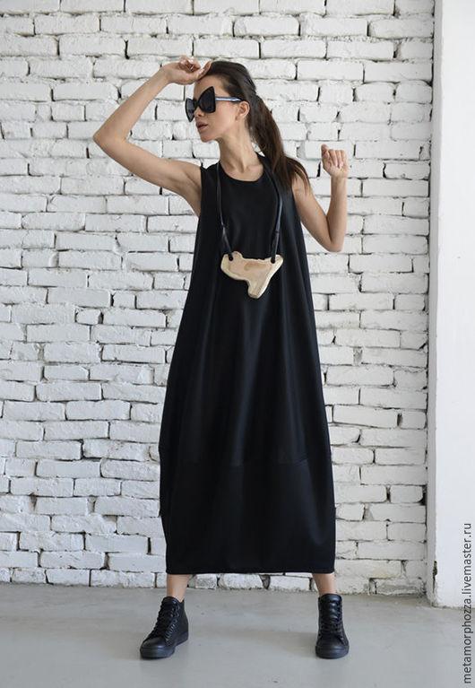Платья ручной работы. Ярмарка Мастеров - ручная работа. Купить ПЛАТЬЕ Black pearl. Handmade. Платье, черное платье в пол
