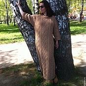 Одежда handmade. Livemaster - original item Celtic knitted dress, Arans. Handmade.