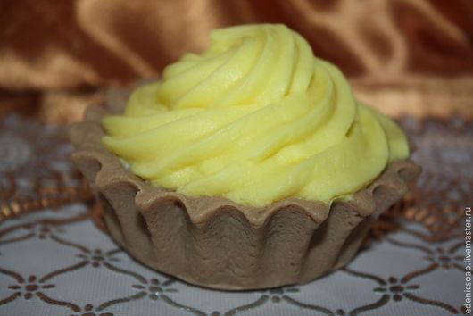 """Мыло ручной работы. Ярмарка Мастеров - ручная работа. Купить Мыло пирожное """" Cupe cake"""" 3D. Handmade."""