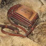 handmade. Livemaster - original item Pouch transformer in the belt on the hip. kit.. Handmade.