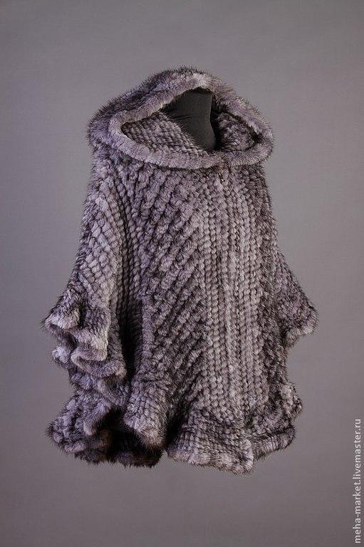 Изделия из вязаной норки, Виктория.
