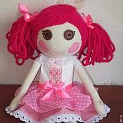Куклы и игрушки ручной работы. Ярмарка Мастеров - ручная работа Лалалупси кукла. Handmade.