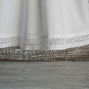 Работы для детей, ручной работы. Ярмарка Мастеров - ручная работа крестильное платье АНАСТАСИЯ. Handmade.