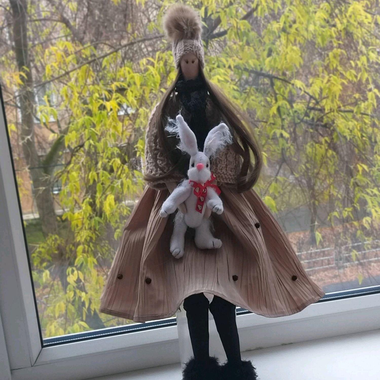 Интерьерная кукла, Куклы Тильда, Челябинск,  Фото №1