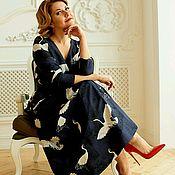 Одежда handmade. Livemaster - original item Dress with the smell of