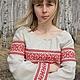 """Женская сорочка """"Перунов Цвет"""""""