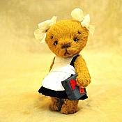 Куклы и игрушки ручной работы. Ярмарка Мастеров - ручная работа Первоклашка Машка. Handmade.